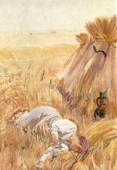 Пластов Аркадий Александрович (1893 - 1972). Сон в поле