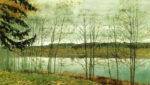 Иссак Ильич Левитан. Осень. 1887г.